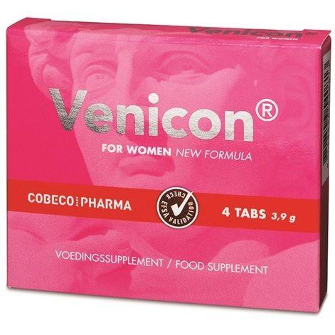 Venicon – Mulher (4 cápsulas)