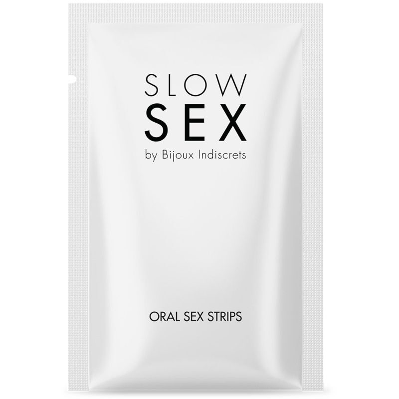 Tiras Sexo Oral Mentoladas