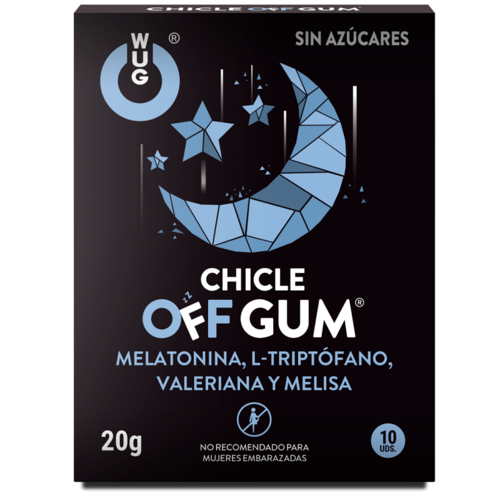 Wug Gum – Relax