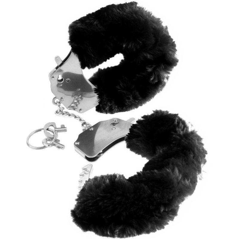 Algemas Furry – Preto