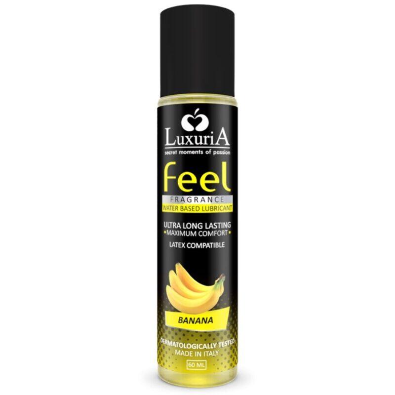 Luxuria Banana – 60 ml